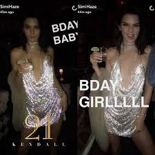 Kendall Jenner Invito A Tres De Sus Ex Galanes A Su Cumpleanos