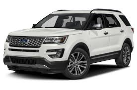 2017 ford explorer platinum 4dr 4x4