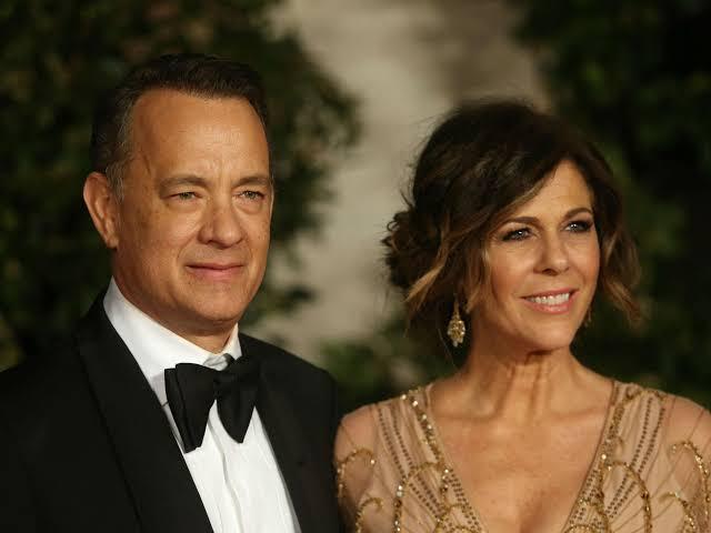 """Image result for Tom Hanks & Rita Wilson"""""""