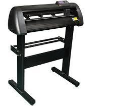 Plotter Printer Vinyl Sticker Cutting Machine With Dmpl Hpgl Command Set
