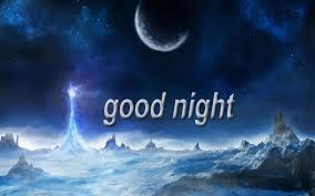 good night to dear one 6706