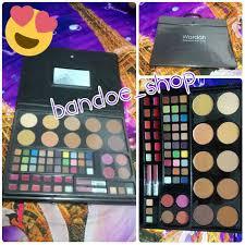 jual wardah professional makeup kit