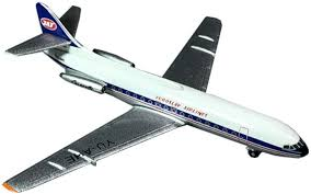 Amazon.com: Aviation Airliner Model, 1/500 Scale Ud Aviation Caravelle  Alloy Model, Adults Toys and Collectibles: Sports & Outdoors