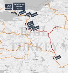 İstanbul Konya YHT – Rail Turkey Tr