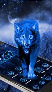 3d النيون حية الذئب الموضوع For Android Apk Download