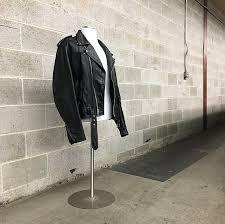 vintage fmc leather motorcycle jacket
