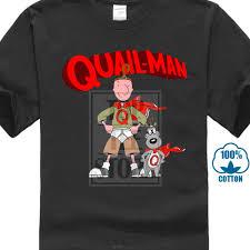 quailman t shirt doug cartoon funny