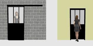 sliding door glazed sweet home 3d