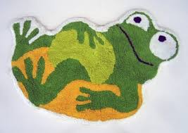 Cute Frog Rug Frog Art Cute Frogs Frog