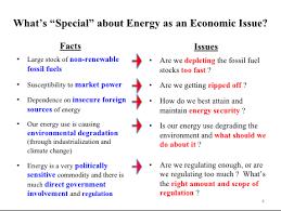 energy econ policy flashcards