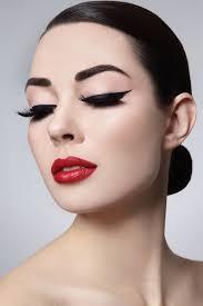trendy diy cat eye makeup rules and