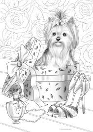 Curious Dog Dieren Tekenen Kleurplaten En Kleurboek
