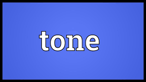 Tone Meaning - YouTube