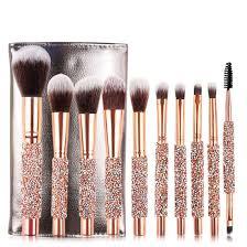 eye shadow cosmetics makeup brush