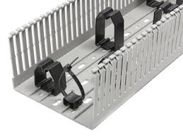 Clip In Cable Holder For Electric Ducting Engineer Live