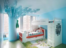 Creative Shared Bedroom Ideas For A Modern Kids Room Decorations Atmosphere Girls Baby And Toddler Twin Teenagers Layout Loft Bed Simple Privacy Apppie Org
