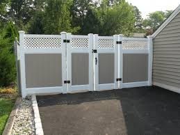 Pvc Vinyl Fencing Essex Fence Company