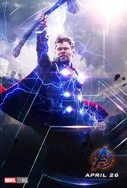 thor avengers endgame chris hemsworth