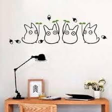 Totoro Wall Sticker Cardecal