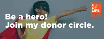 Rebecca Siegel's Donor Circle - Gift of Life
