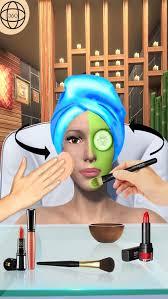 makeup salon spa games 3d by