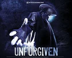 unforgiven 2007 poster undertaker