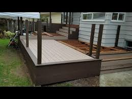 decking and side skirting part 4 of 6
