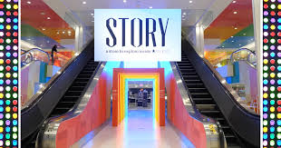 story a to explore inside macy s