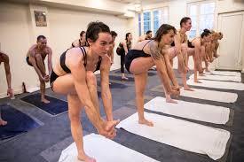 planning des cours yoga bikram paris