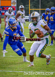 FOOTBALL: OSCAR SMITH 41, WEST FORSYTH 26:Tigers win with strong ...