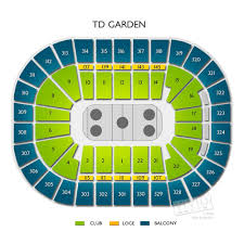 td garden concert tickets and seating