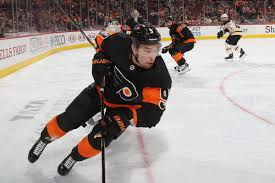 Ivan Provorov season analysis, review of past nine games - Broad ...