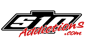S10 Addictions Bowtie Logo Decal S10 Addictions