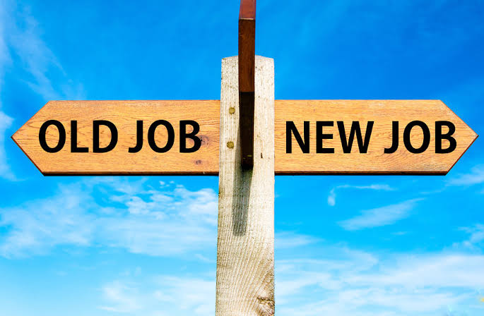 Image result for changing jobs""