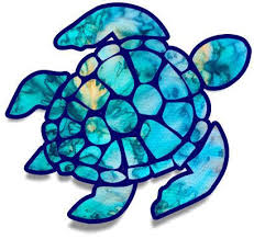 Lilly Inspired Sea Turtle Decal Yeti Decal Lilly Car Decal Etsy Sea Turtle Decal Turtle Art Yeti Decals