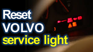 service light srl for a volvo s80