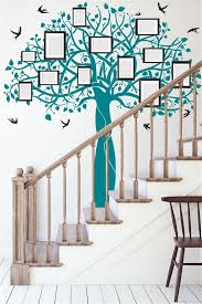 Wall Decals Family Tree 2 Decorative Mural For Photo Picture Frames Wall Decal Wall Art Sticker Self Adhesive Vinyl Die Cut Walltat Com Art Without Boundaries