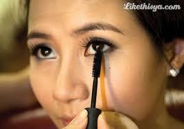 cara pakai make up yang natural