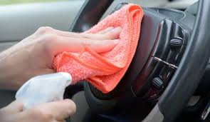 remove makeup sns from car interior