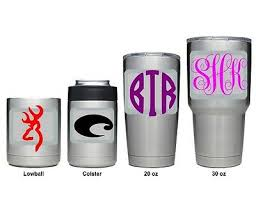 2 Vinyl Decals Stickers For Your Yeti Tumbler 30 Oz 20 Oz Lowball Colster Ebay