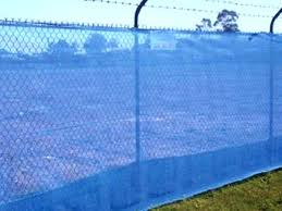 Shade Cloth Fence Specifications And Application