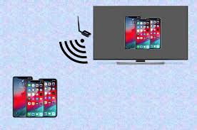 mirror iphone to tv without apple tv