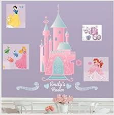 Buy Tiana Disney Princess Mega Decal Pack Includes 1 Giant Tiana Princess And The Frog Wall Decal 17 Pieces And 37 Wall Decals With 40 Peel And Stick Gems And 3d