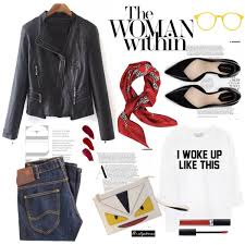 leather jackets can women over 50 wear