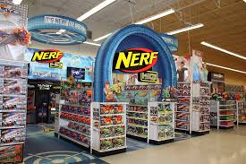 nerf hq branded environment toys r us
