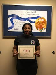 "Kerrie on Twitter: ""Another team shout out. Tanisha Murray has been with  Fayetteville Communications just under a year and tonight she is the  recipient of our team lifesaving award. Tanisha, successfully helped"