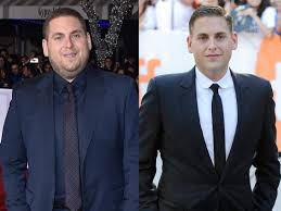 Jonah Hill lost a lot of weight again ...