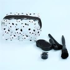 2020 panda pvc makeup bag waterproof