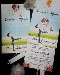 Tarjeta De Matrimonio Corrediza Con Imagenes Tarjetas De