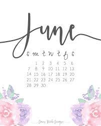45815 2018 june calendar wallpaper